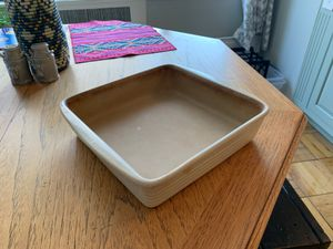 """8"""" by 8"""" Pampered Chef Stone Pan for Sale in Washington, DC"""