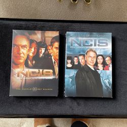 NCIS First and Second Complete Seasons for Sale in Alexandria,  VA