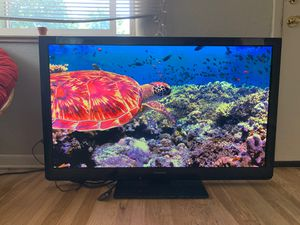 "Large 50"" Panasonic flatscreen TV for Sale in Boulder, CO"