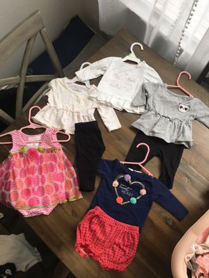 Baby Girl Clothes 3months for Sale in Round Rock, TX