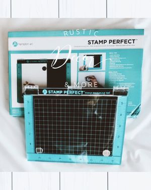 Stamp perfect- stamp positioning tool for Sale in Tampa, FL
