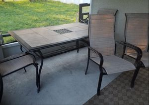 Patio set for Sale in Tampa, FL