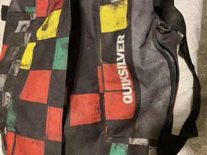 Quiksilver duffle bag for Sale in Hesperia, CA