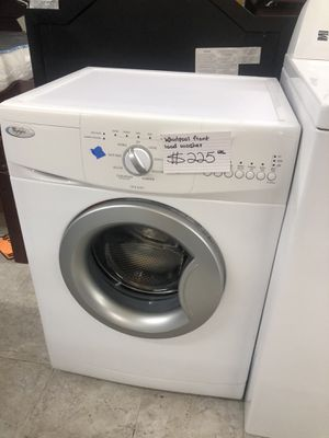 Whirlpool front load washer in excellent condition for Sale in Laurel, MD