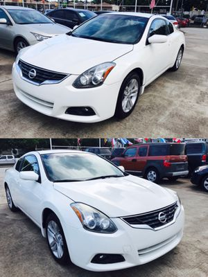 2012 NISSAN ALTIMA CLEAN TITLE LOW DOWN for Sale in Bellaire, TX