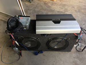 subwoofer system for Sale in El Cajon, CA