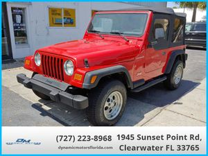 1997 Jeep Wrangler for Sale in Clearwater, FL