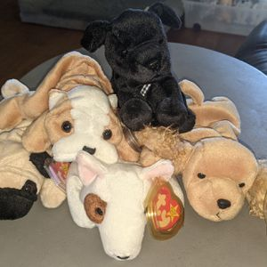 Beanie Babies - Puppy Pile Bundle for Sale in Fullerton, CA