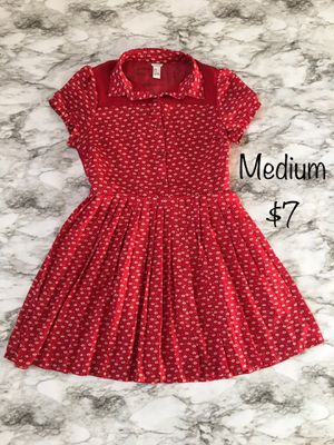 Red Forever21 dress size medium for Sale in Bothell, WA