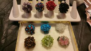 Gemstones rings, stretchable for Sale in NV, US