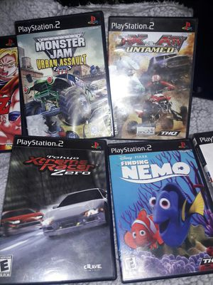 PlayStation 2 PS2 Games! for Sale in Las Vegas, NV