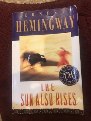 The Sun Also Rises by Ernest Hemingway for Sale in Chicago, IL