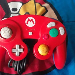 Super Mario Gamecube control Nintendo Club for Sale in Los Angeles, CA