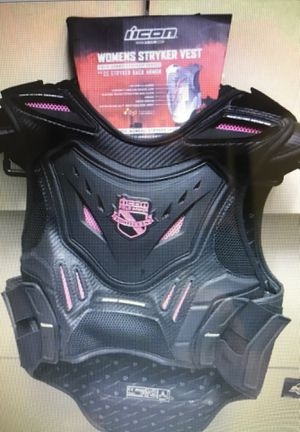 Women's Small to Medium Field Armor Stryker Vest Chest Protector for Sale in Miami, FL