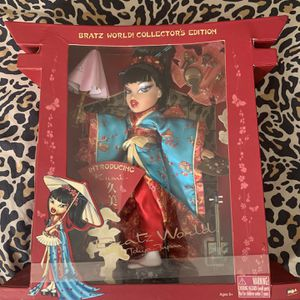 Bratz World Tokyo Japan Collector's Edition Kumi for Sale in Reading, PA