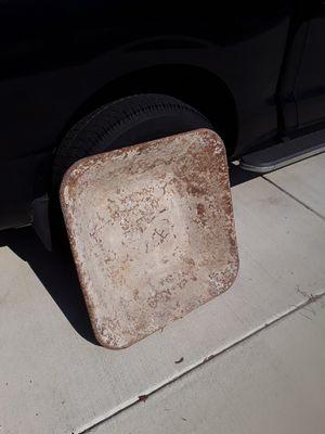Used Masonry Mud Pan for Sale in Millsboro, DE