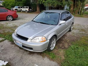 1998 Honda Civic for Sale in Concrete, WA
