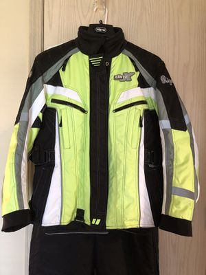 Snowmobile Jacket- Ladies Castle Rizer Racewear- Size XL Worn only 3 times! for Sale in Graham, WA