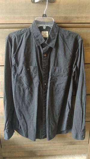 Jcrew Cactus Croft&Barrow Van Heusen Men's long sleeve casual formal shirt Henley polo sport shirt for Sale in Kent, WA