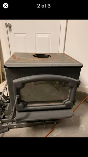 Like new LOPI wood stove from the answer series! for Sale in Murfreesboro, TN