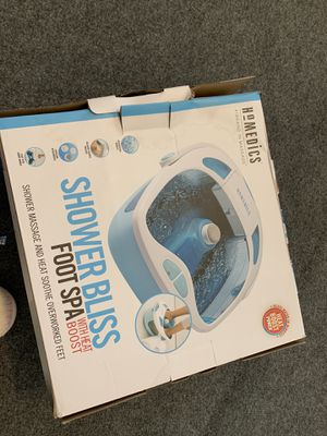Foot Spa ( Never Used) for Sale in Phoenix, AZ