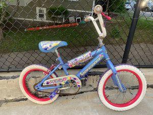"16"" Wheels Girl Bike for Sale in Quincy, MA"
