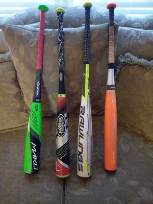 Baseball bats for Sale in Smyrna, TN