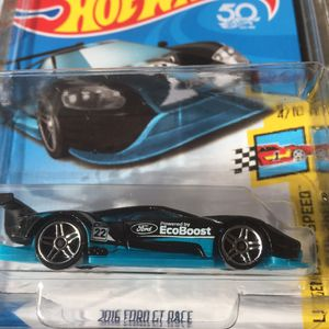 Hot wheels ford gt eco boost EXCLUSIVE KROGER!!! Collectible die cast toy car $5 obo trade Hotwheels jdm honda Nissan datsun Civic gtr integra crx for Sale in Bloomington, CA