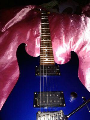 Jackson 2x weight mahogany guitar rare model for Sale in Las Vegas, NV