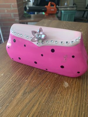 Ceramic purse bank for Sale in High Point, NC