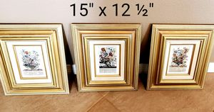 10!!!! FRAMED WALL ART - 10 Framed Prints for Sale in Highland, CA