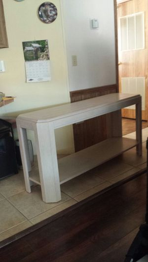 Sofá table/ Entry table for Sale in Oceano, CA