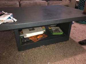 Solid Wood coffee table for Sale in Battle Creek, MI