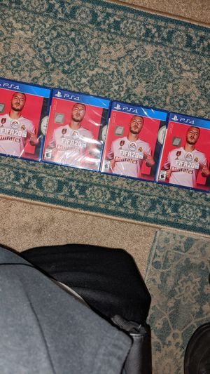 PS4 FIFA 20 for Sale in Redwood City, CA