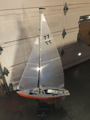 Victoria Racing RC Sailboat for Sale in San Francisco, CA