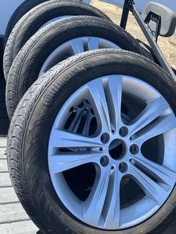 BMW F30 328i Wheels for Sale in Agoura Hills,  CA