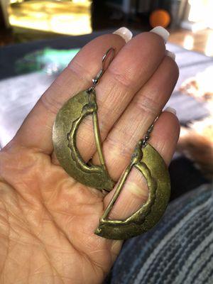 Vintage Goldtone earrings for Sale in San Leandro, CA