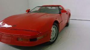 1992 Chevrolet Corvette ZR1 Scale Model 1:18 Die Cast Metal for Sale in Providence, RI