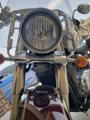 Motorcycle Suzuki Boulevard C50 2012 for Sale in Cypress, TX