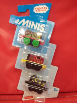 Fisher-Price Thomas & Friends minis 3 pack for Sale in Philadelphia, PA