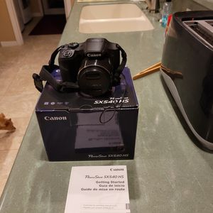 Cannon Camera for Sale in Leesburg, FL