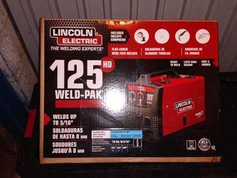 Lincoln Electric Welder 125 Amp for Sale in West Jordan,  UT