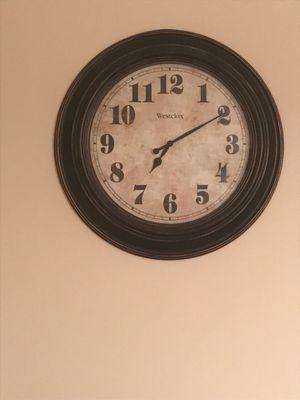 Wall Clock for Sale in Mount Vernon, VA