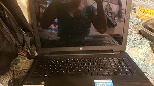 "HP 15-BA009dx 15.6"" Laptop (AMD A6-7310 Accelerated Processor, 4GB Memory, 500GB Hard Drive, SuperMulti DVD/CD Drive, Windows 10, Black for Sale in Las Vegas, NV"
