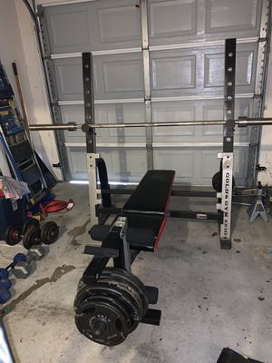 A weight bench for Sale in College Park, GA