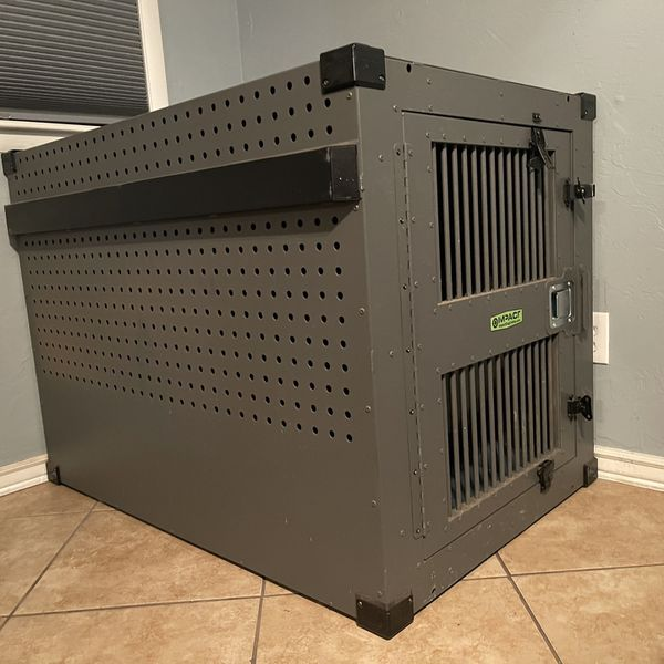 """Impact high Anxiety Dog Crate XXL 48"""""""