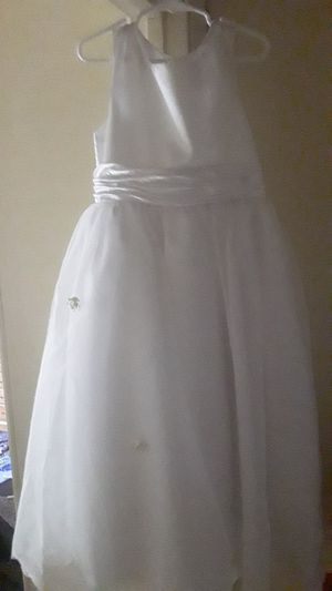 Size 7 flower girl dress for Sale in Herculaneum, MO