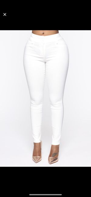 White working me pants for Sale in Richmond, CA