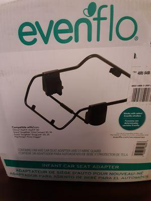 Evenflo Infant Car Seat Adapter for Sale in Smyrna, GA