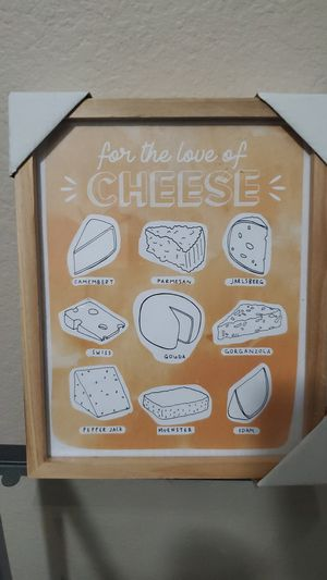 Cheese Framed Art for Sale in Moreno Valley, CA